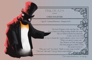 Pink Death by cmalidore