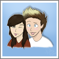 Being Silly Together - Contest Entry by xLilacNiallDoex