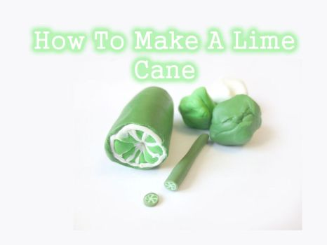 Lime Cane by CandyChick