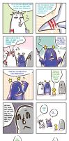 Short comic - Social prejudice - stereotype by Alzheimer13