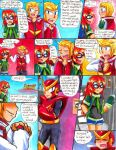 Megaman : S-H-D Manga Page 12 by Sonicbandicoot