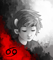 Karkat: Sleep by 4xelicious