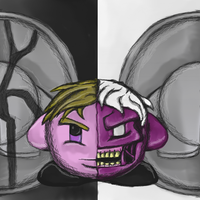 Batman Rogues Gallery Kirbies 2015 - Two Face by dragonfire53511