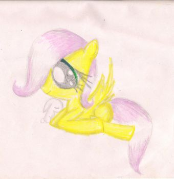 More Fluttershy by ZIMSULTIMATELUVA