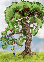 Giving Tree by LadySquall