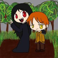 .:Aro and Edward:. by 221bee