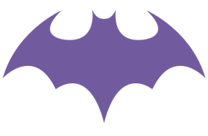 Batgirl Logo Stephanie by MachSabre
