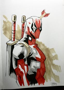 DEADPOOL by priamonster