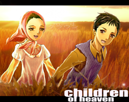 Children of Heaven by MD-CLOWN