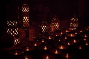 Moroccan night by msLazy