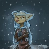 One cold morning by OrsaTheSimurgh