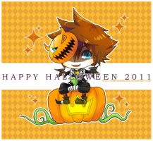 Halloween 2011 by hebi-mamecafe