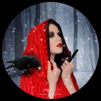 Little Red Riding Hood by RavenAngelov