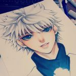 Killua by thumbelin0811