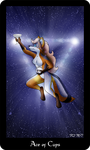 Vulpine Tarot - Ace of Cups by Mabon-Tail