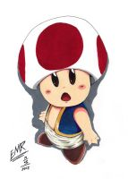 Toad Markers by E-M-R