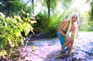 Princess Kida by AlessiaAzalina