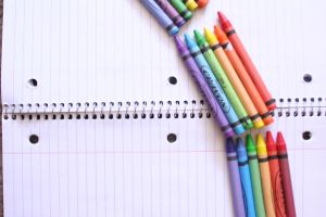 Crayon Rainbow by pHotOPuNK82
