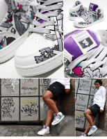Natrual Flow_Sneaker by Bobsmade