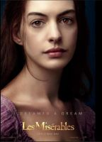 Les Miserables Fantine Poster 2012 by KatePendragon