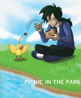 Picnic in the Park by Son-Neko