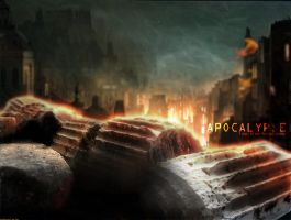 Hell Wall by puppet-soul