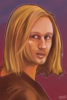 Eric Northman by daPatches