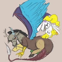 Discord and Surprise by 8angarang