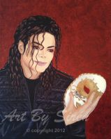 Behind The Mask - Nov 30, 2012 by ArtbySiren