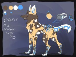 Ide Ref .: Feral :. by ldefix