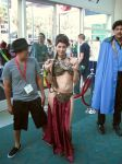 SDCC - Slave Leia by StephenBergstrom