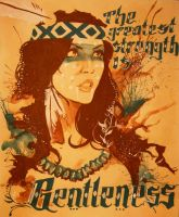 Native gentleness by drios