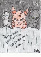 The power of Three by Icewhisker16