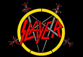 Slayer Pop art Paniting by zombis-cannibal