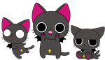 Nyanpire Vector by pesme