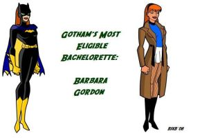 Batgirl-Barabra Gordon-New by billiebob72088