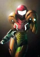 Samus! by Jevi93