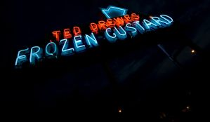 STL Traditions - Ted Drewes 2 by Katastrophey