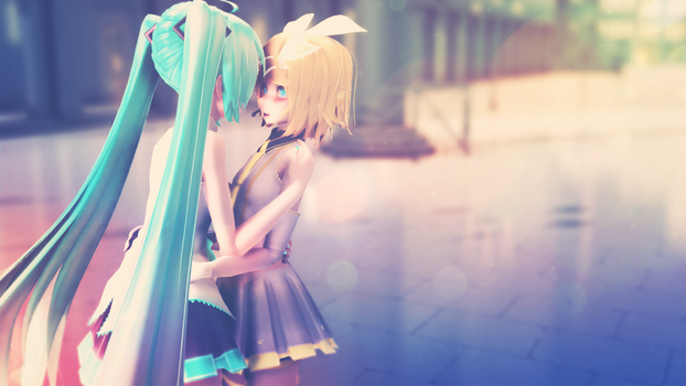 [MMD] Just Hold Me And It'll Be Alright by cioccolatina2000
