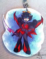 Windblade Charm For Sale by Karra-shi