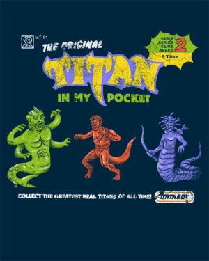Titan in my Pocket
