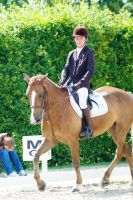 Chestnut Pony - Eventing stock 8.3 by MagicLecktra
