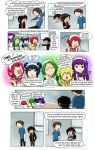 Owl City comic... with TMM by Chocoreaper