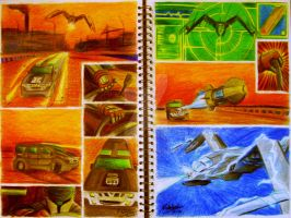 My Sketches 7 by Fahad-Naeem