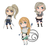 request chibis by mint-muffin