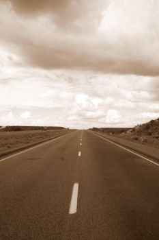 Open Road by DawnAllynnStock