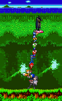 The Disgaea Stacking technique! by MegaManModelT101
