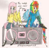 Stereo Hearts by MLP-HatersGonnaHate