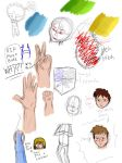 Sketchdump of my thoughts... by MyVisionIsDying