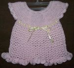 Stash-bust Baby Dress by JillyKB